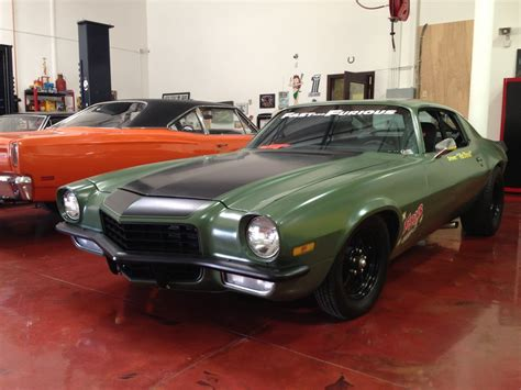 1969 chevrolet camaro f bomb fast and furious4 by