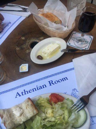 athenian room menu athenian room chicago lincoln park menu prices restaurant reviews tripadvisor
