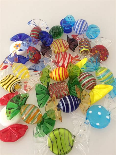 pcs vintage murano glass sweets wedding xmas party candy decorations gift ebay