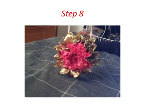 How To Make A Paper N - johanna how to make paper flowers 1
