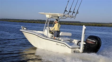 bay boat offshore hybrid nx21 specifications