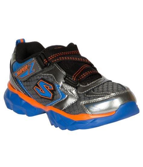 skechers sports shoes for skechers hypersonic gray sports shoes for price in
