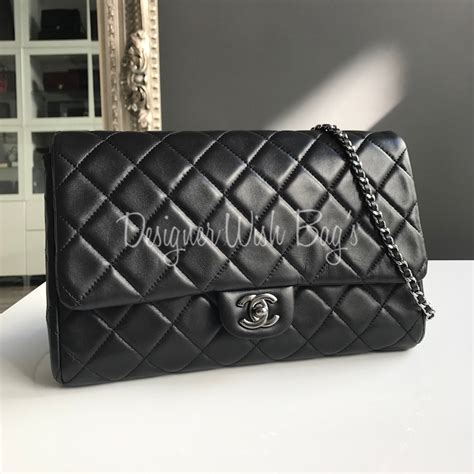 Hiltons Chanel Clutch Purses Designer Handbags And Reviews by Chanel Timeless Clutch Bag