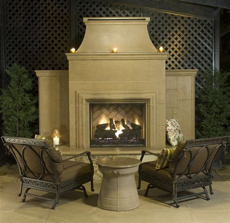 outdoor pits outdoor fireplaces and features