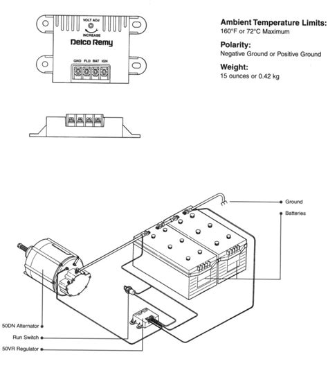 50dn alternator diagram free wiring diagrams