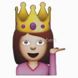 Dorm Duvet Covers Quot Princess Hair Toss Emojis Quot Stickers By Chloe Hebert