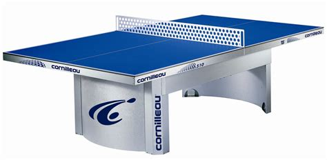 cornilleau pro outdoor table tennis tables