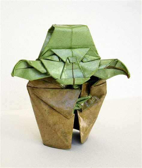 Wars Origami Characters - 7 awesome exles of wars origami techeblog