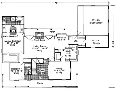 floor plans com farmhouse style house plan 4 beds 4 baths 3072 sq ft