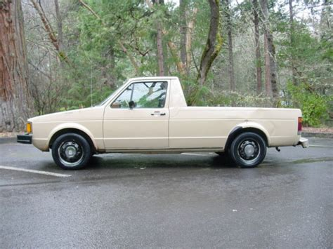 volkswagen rabbit truck 1982 volkswagen rabbit 1982 for sale 1v1kg0170cv065277 1982 vw