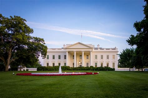 Can You Visit The White House With A Criminal Record Front Of The White House Usa