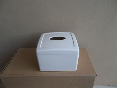 dispenser tissue kotak tisu elegan sesuai untuk semua