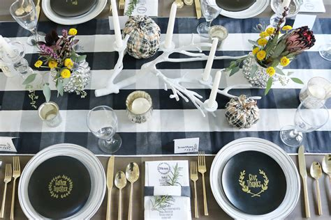simple thanksgiving table decorations simple thanksgiving table setting decorations mad for