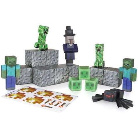 Minecraft Papercraft Pack - minecraft papercraft hostile mob pack