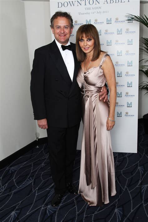 at the an evening with downton abbey event at the television academy carol vorderman photos photos an evening with downton
