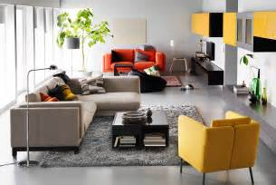 Ikea Living Rooms by Divide The Room Unite The Family Ikea