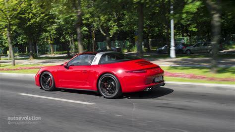 targa porsche 2015 porsche 911 targa review autoevolution