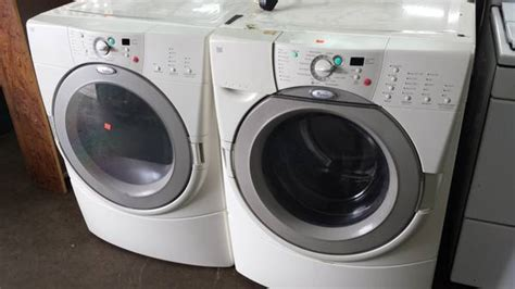 Outdoor Dining Room Sets by Whirlpool Duet Front Load Washer Amp Dryer Set All4u