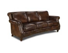 cognac leather sofa cognac top grain leather traditional sofa w optional items
