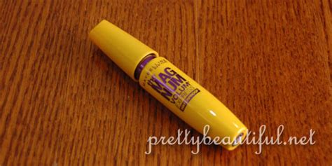 Maybelline Mascara Magnum Waterproof Original review maybelline the magnum volum express waterproof mascara transformation contest