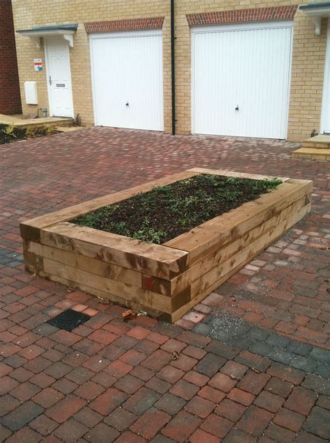 Railway Sleepers Dorset by Sleepers Hshire Railway Garden Sleepers Romsey
