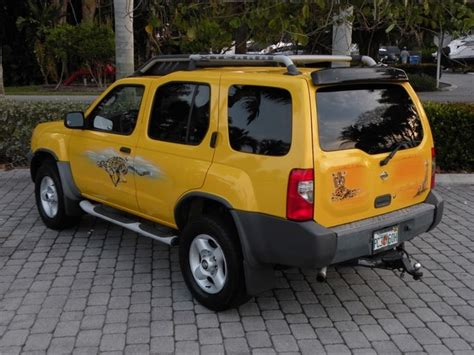 buy used 2001 nissan xterra se 4x4 ready to work fun must 2001 nissan xterra se 4x4 fort myers florida for sale in fort myers fl stock 553525