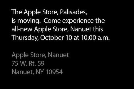apple store palisades west nyack address work hours apple s relocated palisades store to open in west nyack