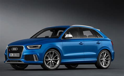 Audi Uk Q3 by Audi Rs Q3 Gets Uk Pricing Deliveries Start In Early 2014