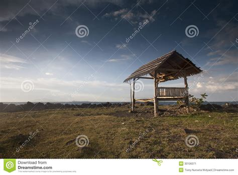 hut indonesia hut at the indonesia stock image image 30106371