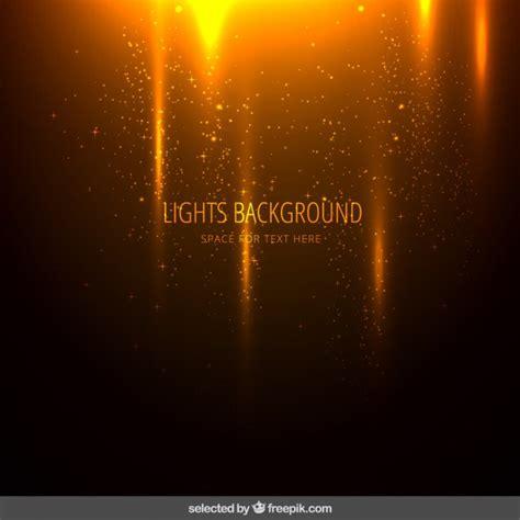 orange lights orange lights background vector free