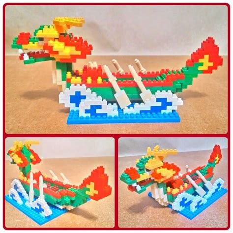 dragon boat lego 31 best images about building blocks on pinterest the