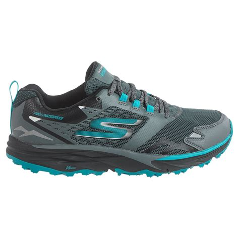 skechers running shoes for skechers gotrail adventure trail running shoes for