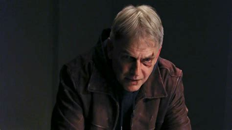 whats with jethro gibbs new look on ncis leroy jethro gibbs actions speak louder than words page