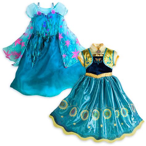 set 2in1 dress frozen fever 2 in 1 costume set frozen photo 38183715