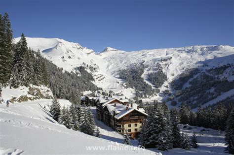 Traditional Home Style by Flaine Ski Resort Guide Grand Massif France