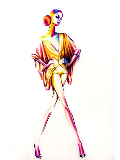 fashion illustration markers 30 best images about lara s fashion illustrations on