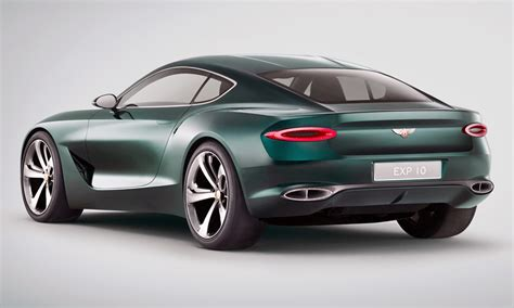 bentley 2 seater bentley barnato two seater set to arrive in 2019 carmag