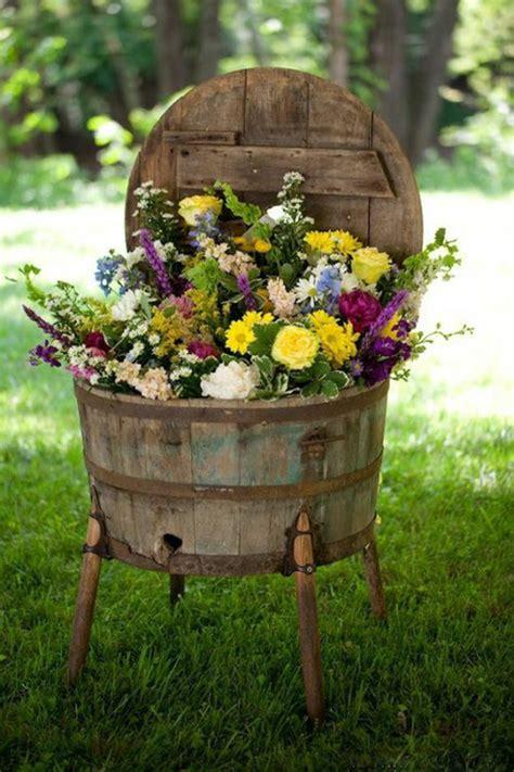 Garten Ideen Blumen Gartendeko Basteln F 252 Hren Sie Einen L 228 Ndlichen Hauch In