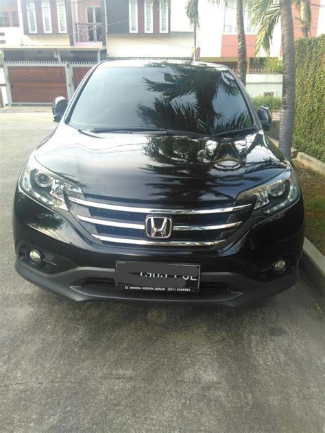 Jual Honda Crv 2 cr v honda crv 2 4 nik 2012 low km mobilbekas