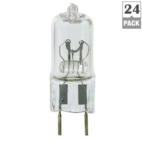 t4 8 watt light bulb feit electric 20 watt warm white 3000k t4 g8 bi pin