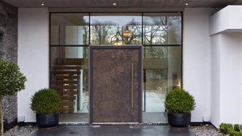 High End Front Doors Make Sure Your Front Door Has Kerb Appeal Bricks Mortar The Times
