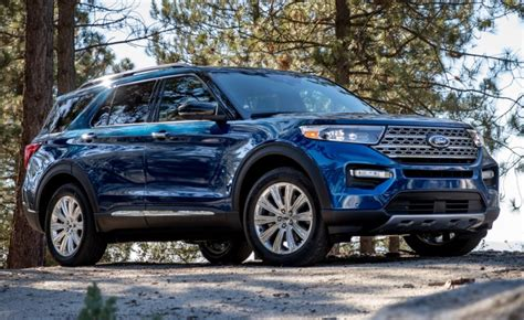 Ford Explorer 2020 Release Date by 2020 Ford Explorer Colors Release Date Changes Interior