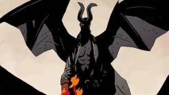 hellboy in hell library edition reveals mike mignola s hellboy in hell
