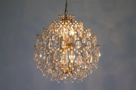 swarovski chandeliers for sale swarovski glass chandelier 1970s for sale at 1stdibs