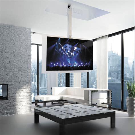 Mount Tv From Ceiling by Telewizor Nie Pasuje Do Twojego Salonu Ukryj Go