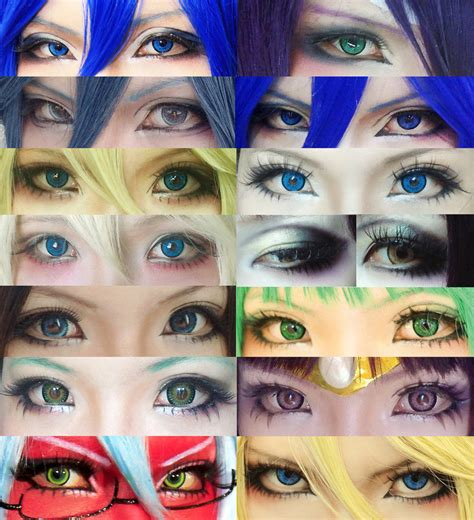 tutorial makeup cosplay male cosplay eyes make up collection by mollyeberwein on deviantart