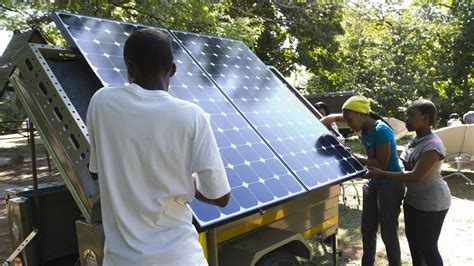 Solar Power Lighting Up Nigeria Act Solar Lights For Africa