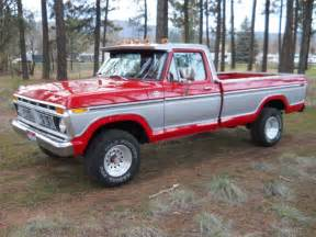 1977 Ford F150 Ranger 1977 Ford Ranger Xlt F 150 4x4 Selling At No Reserve