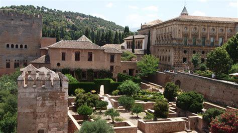 The Alhambra Palace, Granada   East of Málaga