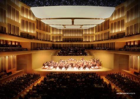 design contest for 280m london concert hall project description
